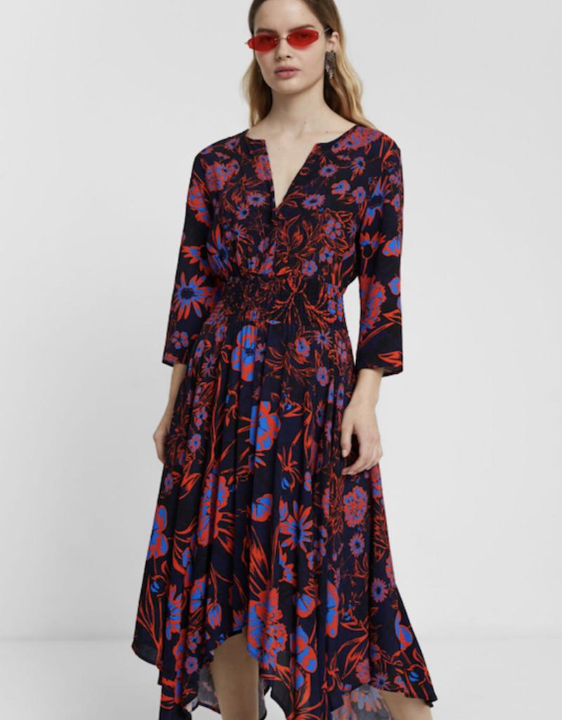 Desigual Desigual 3/4 Sleeve Dress