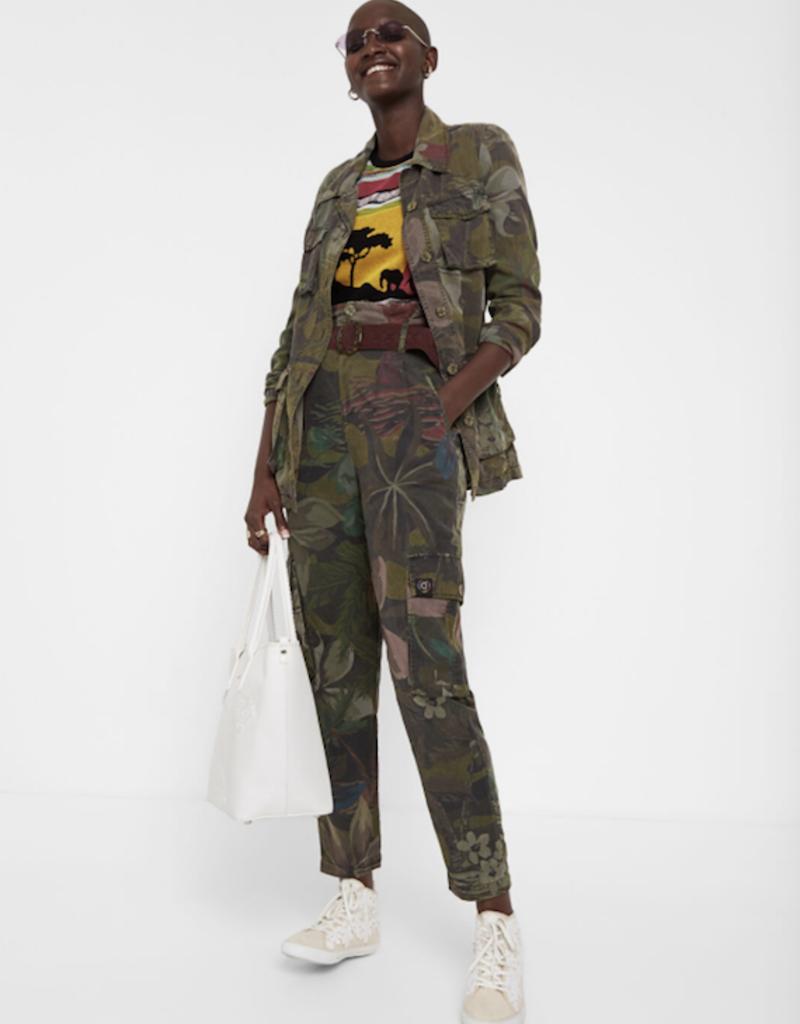 Desigual Desigual Military Jacket