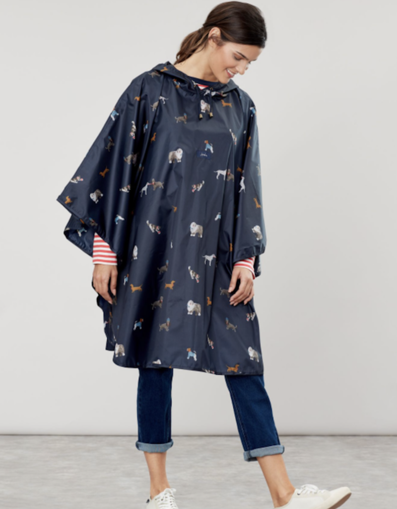 Joules Joules May Day Rain Poncho