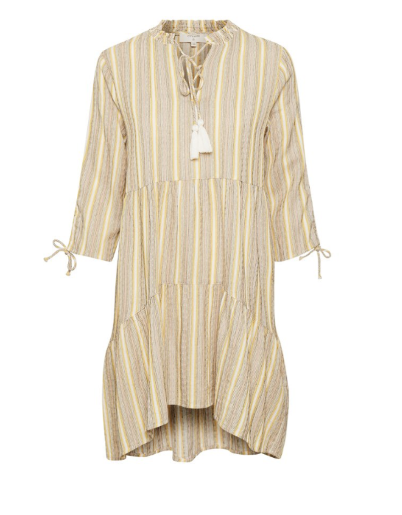 Cream Odette Dress
