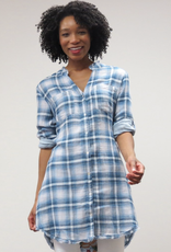 Kyla Seo Dottie Shirt Dress