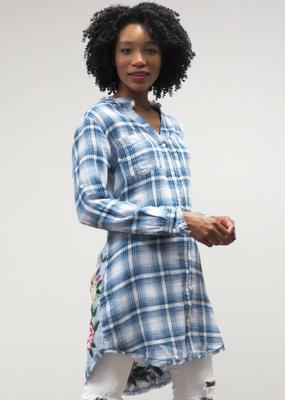 Kyla Seo Dottie Shirt Dress