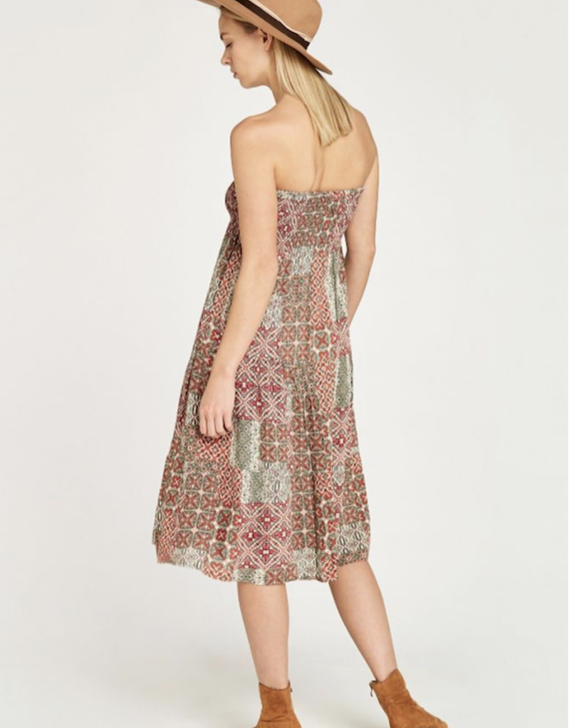 Apricot 2 in 1 Skirt/Dress