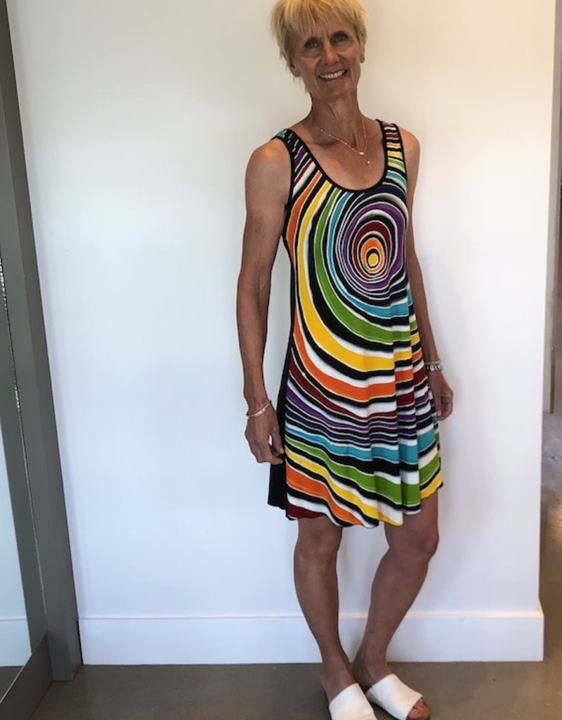 Rock 'N Karma Circle Dress