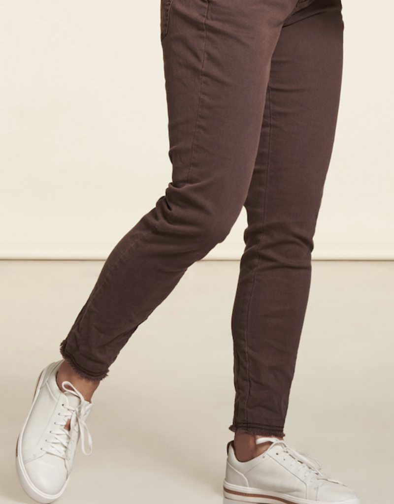 Nile Twill Ankle Jean