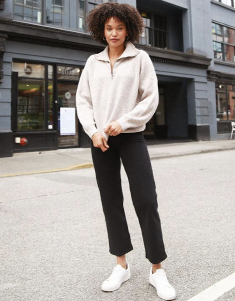 Gentle Fawn Campbell 1/2 Zip Pullover