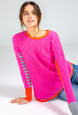 Zaket and Plover Plaited Sweater