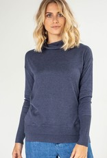 Zaket and Plover Roll Neck Sweater