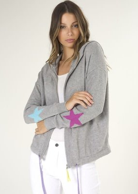 Zaket and Plover Star Hoodie