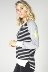 Zaket and Plover Tattoo Star Sweater