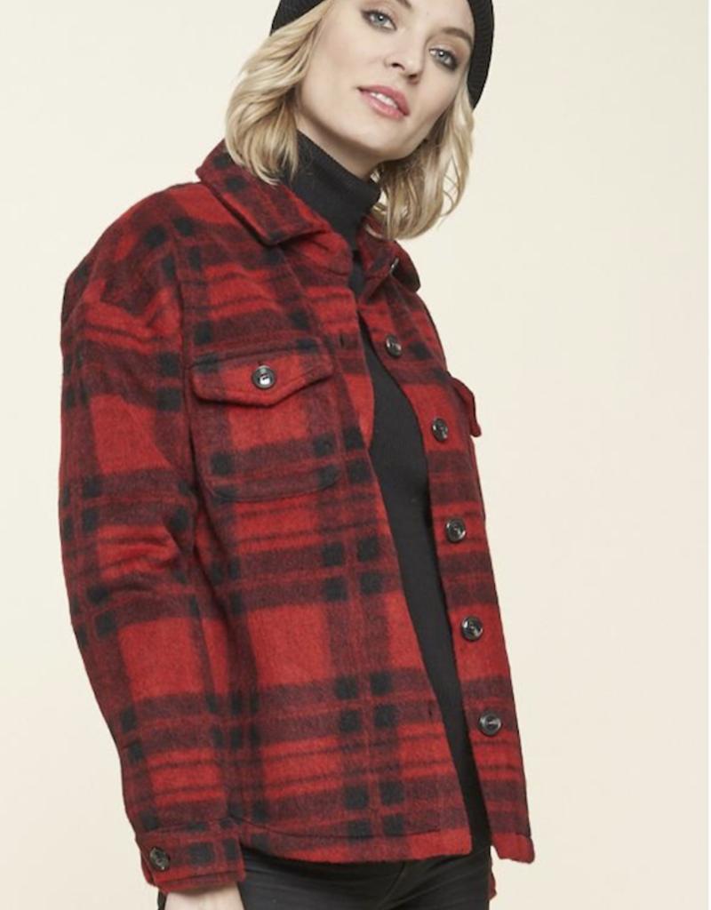 Elliot Shirt Jacket