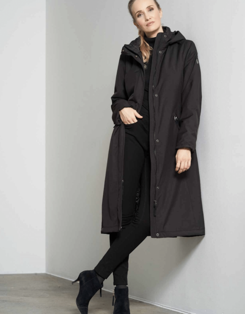 Junge Mid Weight Long Coat