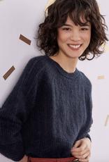 Des Petits Hauts BISCOTUNI Textured Sweater