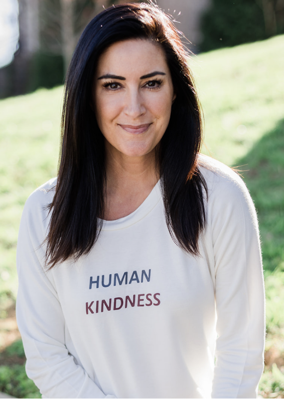 "Bee Attitudes ""Human Kindness"" Sweatshirt"