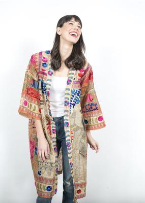 Shannon Passero Vintage Kimono
