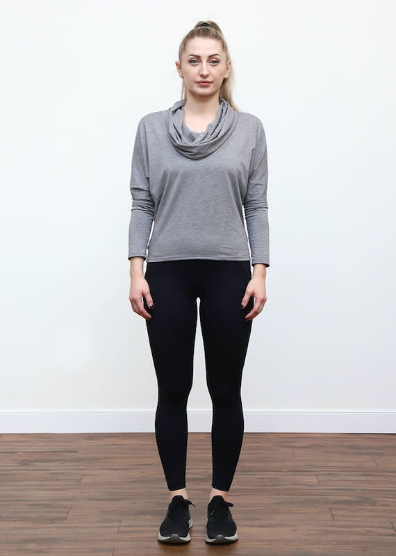Tonic Active Astro Cowl Neck Tee