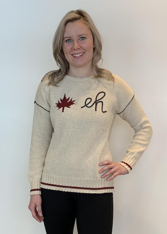 Canada Eh Pullover
