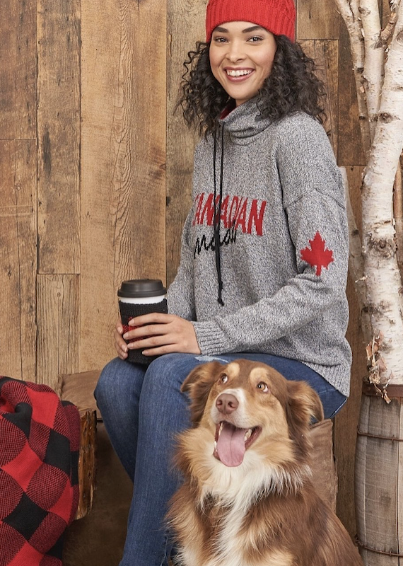 Canadian Made Pullover