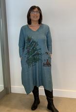 INoah Fleece Dress