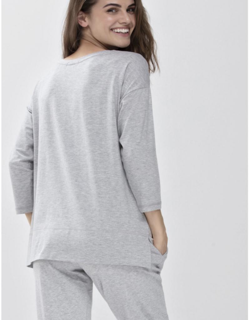 MEY Bodywear Demi 3/4 Sleeve Tee