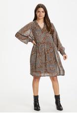 Part Two Abira Print Dress