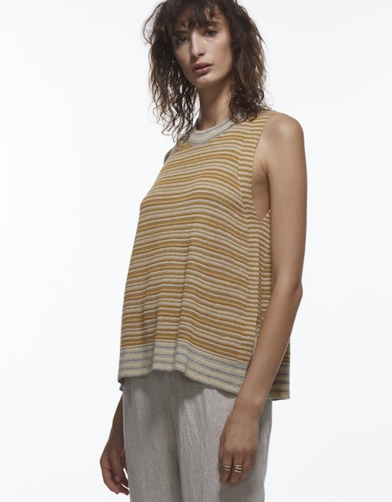 Zaket and Plover Knit Tank