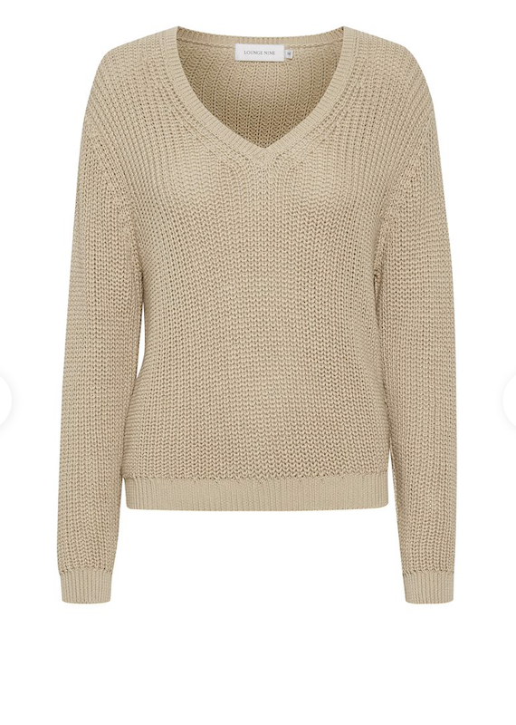 Lounge Nine Emmeline Cotton Pullover