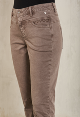 Nile Tapered Ankle Colour Jean