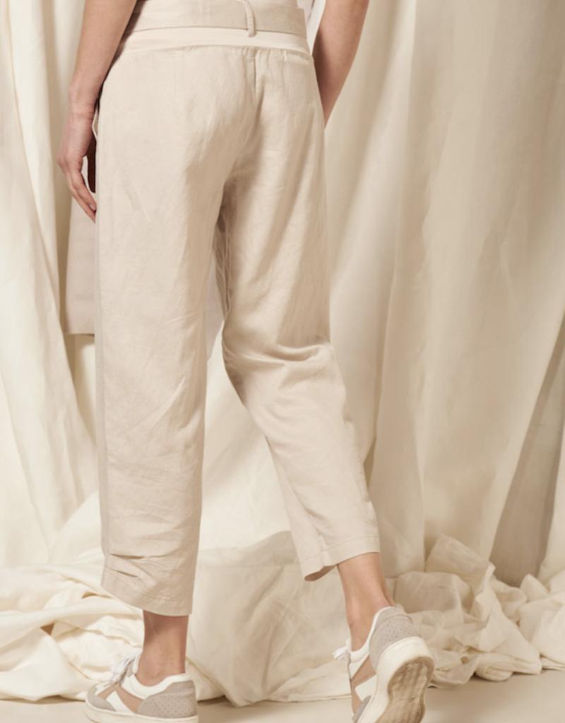 Nile Linen Mix Pant