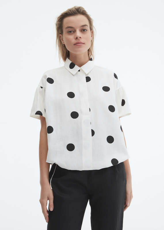 Uchuu Dot Blouse