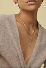 Jenny Bird Constance Lariat Necklace