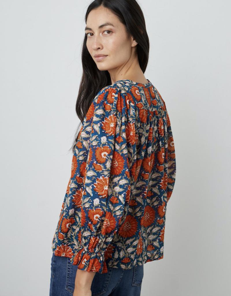 Velvet-Tees Millie Floral Print Top