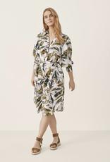 Part Two Ibeth Linen Dress