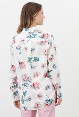 Joules Lorena Longline Linen Shirt