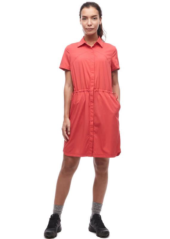 Indyeva Kilim Collared Dress