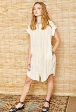 MKT Studio Rikita Shirt Dress