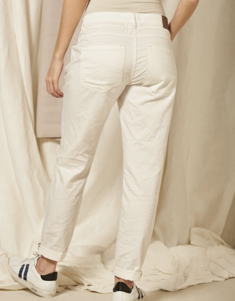 Nile Tapered Ankle Cotton Pant