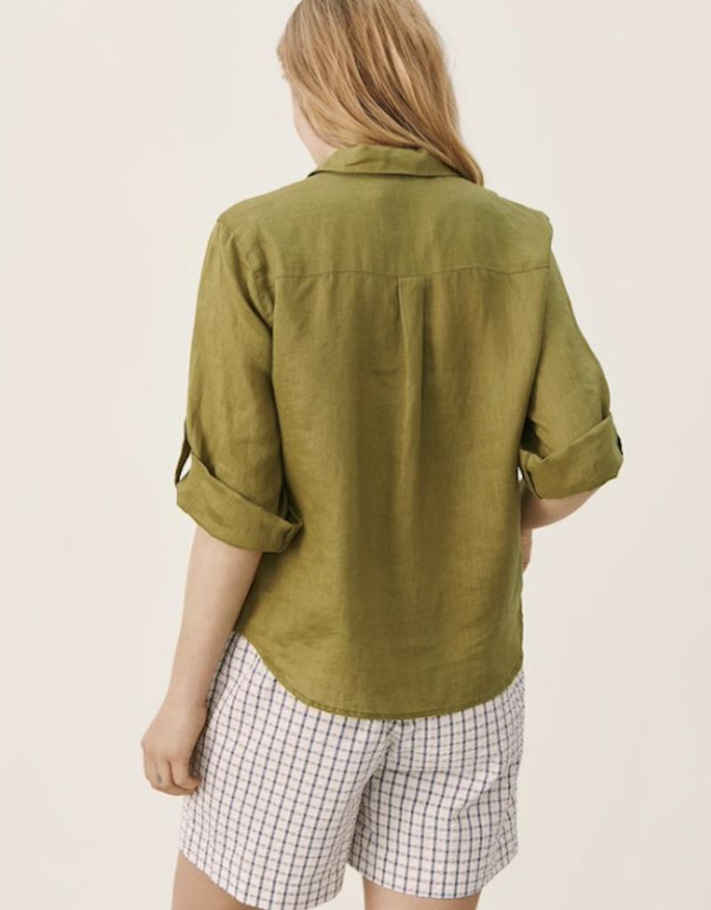 Part Two Cindies Linen Shirt