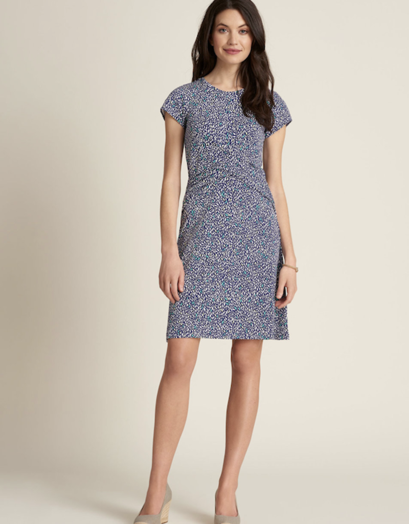 Hatley Martine S/S Diamond Dot Dress