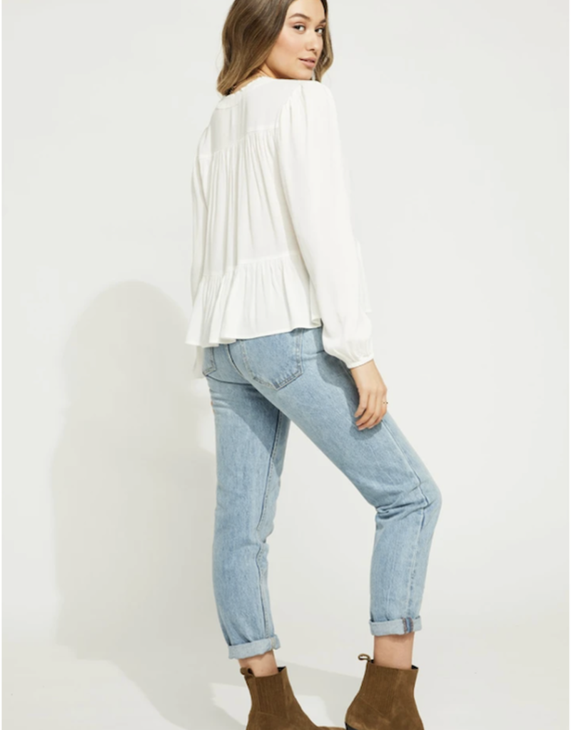 Gentle Fawn Marquise LS Blouse