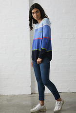 Zaket and Plover Electric Line Sweater