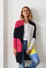 Zaket and Plover Giant Dot Cardigan