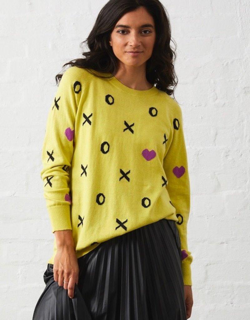 Zaket and Plover Hugs & Kisses Sweater
