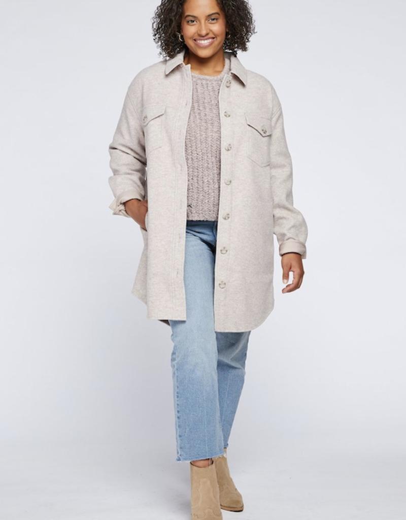 Gentle Fawn Harmony Shirt Jacket