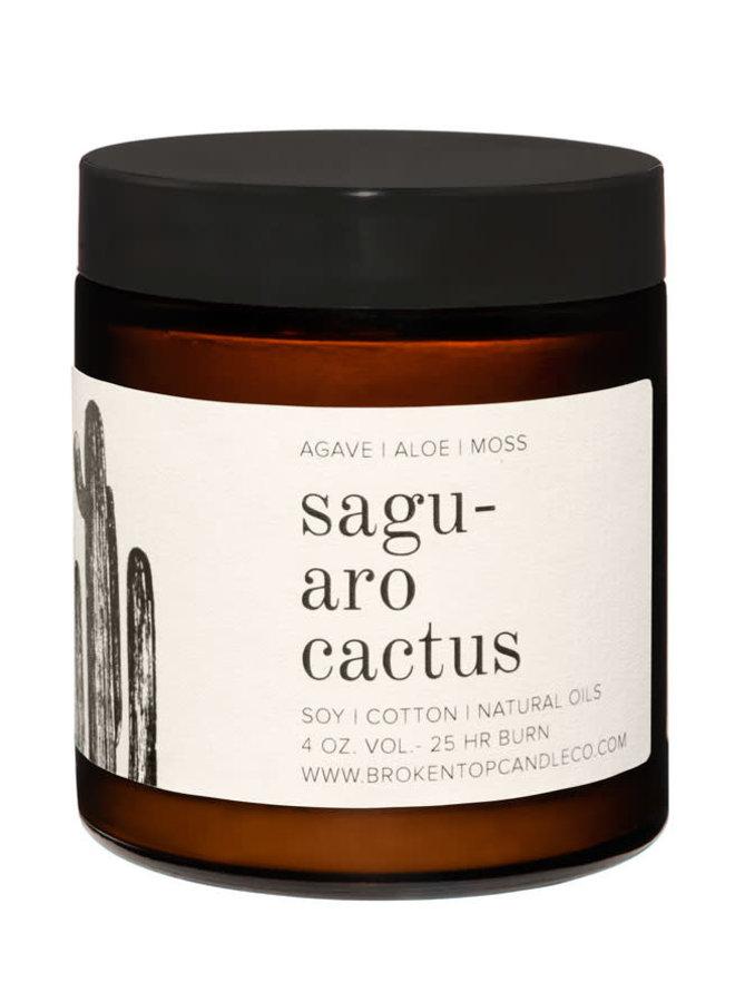 Broken Top 4 oz. Soy Travel Candle Saguaro Cactus
