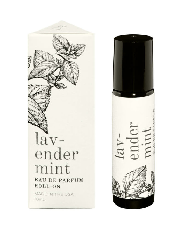 Broken Top Roll On Perfume - Lavender Mint