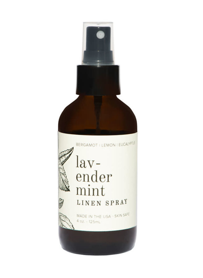 Broken Top Linen Spray - Lavender Mint