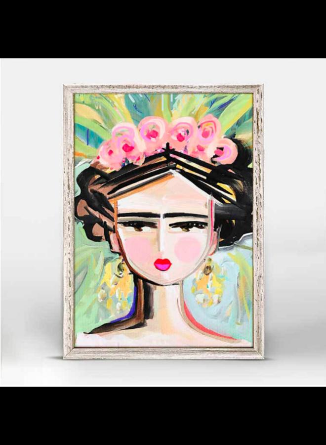 She Is Fierce - Fifi 5x7 Mini Wall Art