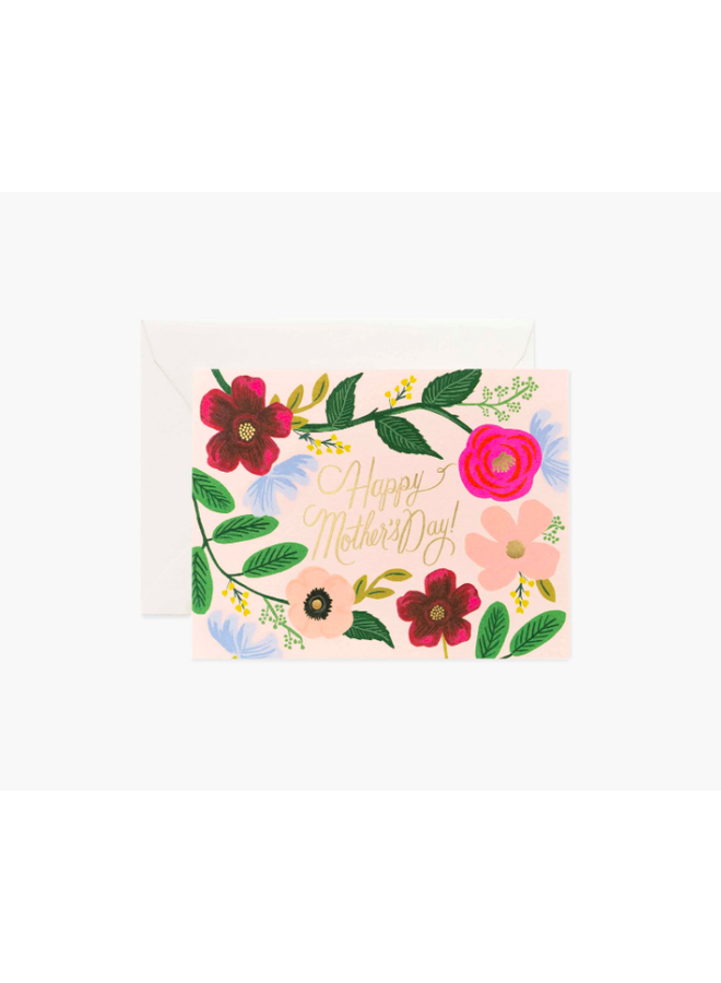 Rifle Paper Co Card - Mother's Day Floral Card