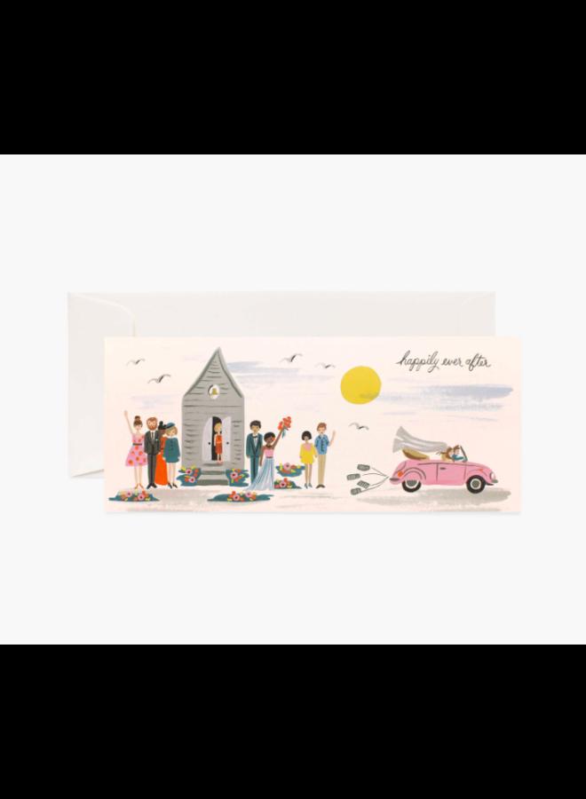 Rifle Paper Co Card - Wedding Send Off
